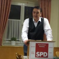 SPD-Kreiskonferenz TTIP AChim Fißl