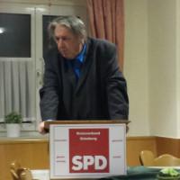 SPD-Kreiskonferenz TTIP Werner Gloning