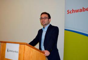 Landtagskandidat Tobias Auinger