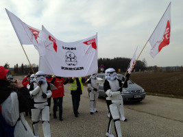 Betriebsräte Schützen! Tarifverträge erkämpfen!