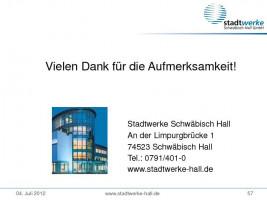 Stadtwerke 57