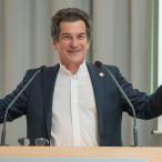 AfA-Landesvorsitzender Klaus Barthel