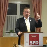 SPD-Kreiskonferenz TTIP Karl-Heinz Brunner MdB