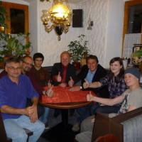 Vorstand Offinger SPD und JUSOS