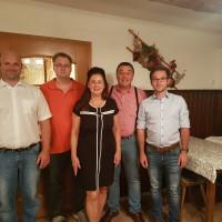 neur Kreisvorstand am 18.7.2018 gewählt